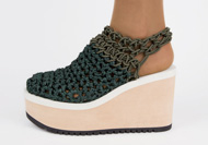 WEDGES / GREEN