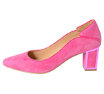 PUMPS / FUCHSIA